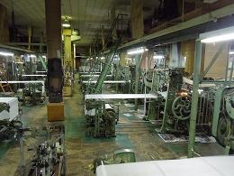 吉村機業 工場